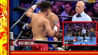 MONEY POWELL IV SUCKER PUNCHED W/ CHEAP SHOT! GETS WALK OFF KNOCKOUT...KARMA!