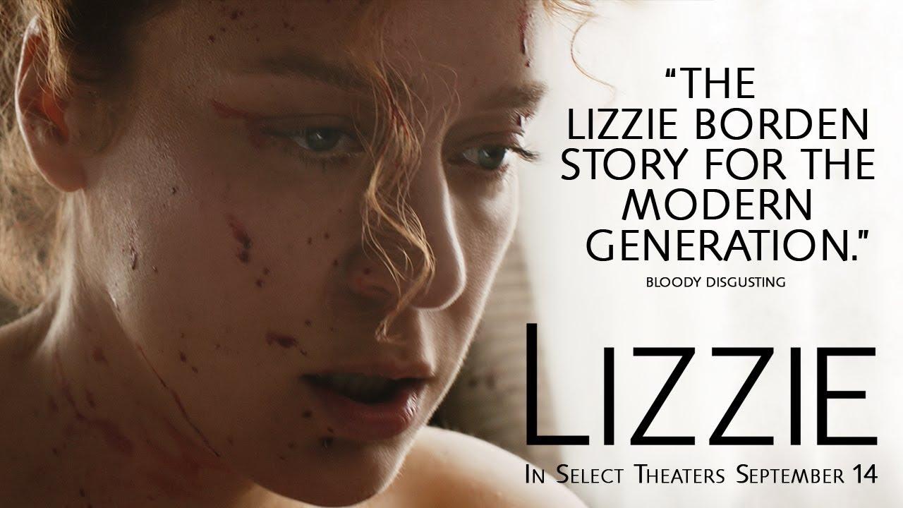 Trailer de Lizzie