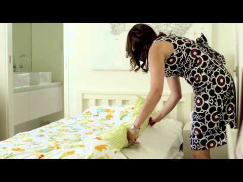 Daisy Dreams Gro-to-bed - Single Bed Duvet Blanket Cover