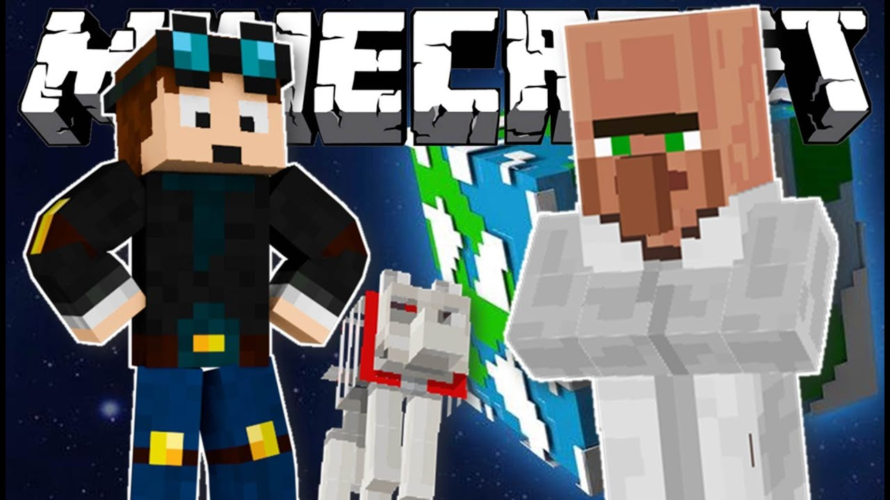 Minecraft: I SAVED THEDIAMONDMINECART (Mod Showcase ...