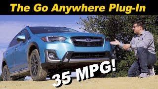 2019 Subaru Crosstrek Hybrid | Subie With A Plug