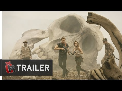 Kong: Ostrov lebek (2017) - první Comic-Con trailer