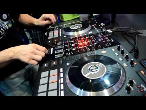 2013 Atlantic City DJ Expo Exclusive: Numark NS7 PRO II Demo & Walkthrough