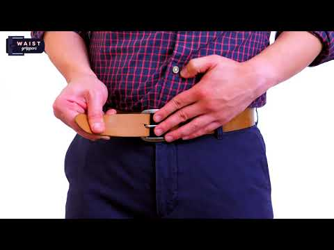 Waist Grippers Shirt Stays: Keep Your Shirt Tucked Without Clips, Alterations, or Worries!