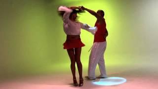 Lambada - Nivel 1 A Bailar (11/11) - Academia de Baile