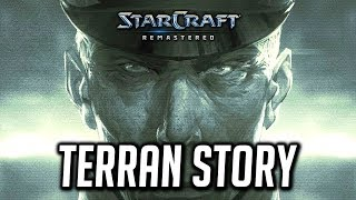 Starcraft Remastered: Complete Terran Storyline (Brood War Campaign)