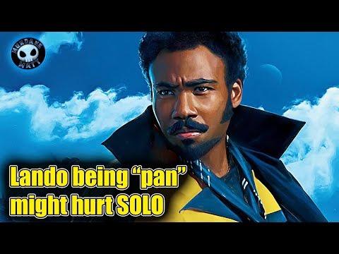 Lando Calrissian is Pansexual?