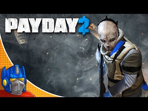 THIS IS A DISASTER | Payday 2 (Funny Shenanigans)