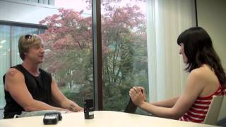 Music Talk with Samu from Sunrise Avenue 2014
