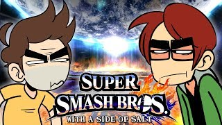 SUPER SMASH BROS with a side of salt (FT. LYTHERO)