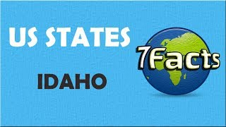 7 Facts about Idaho