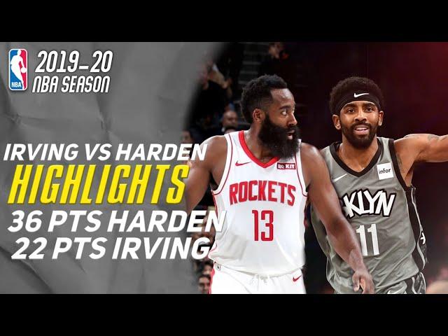 NBA/哈登、威少合拿63分白搭 厄文飆三分轟垮火箭