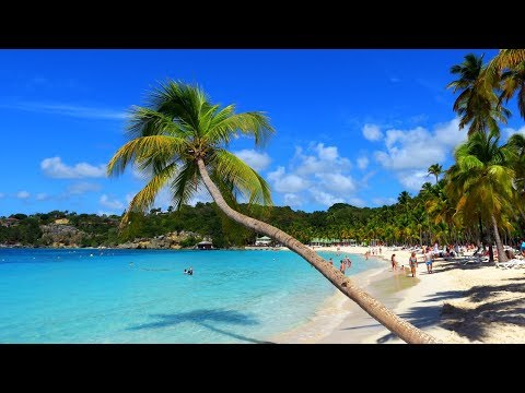 Best Beaches on les îles de Guadeloupe, incl. Plage de La Caravelle