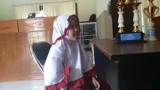 Diajeng Husna Nikmatus Sholikhah, Hafidza dari SDI Lukman Hakim Trenggalek