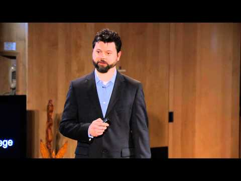 Climate change is simple: David Roberts at TEDxTheEvergreenStateCollege