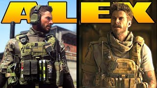 The Full Story of ALEX… True Identity Revealed (Modern Warfare Story)