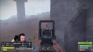 [Rust] First MP5 spray-down