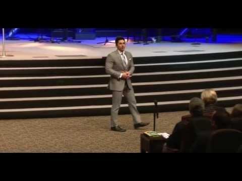 Christian Motivational Speaker - Jonathan Conneely - Coach JC