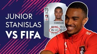 DOES STANISLAS DESERVE 85 SHOOTING?! | JUNIOR STANISLAS VS FIFA 🔥🔥🔥