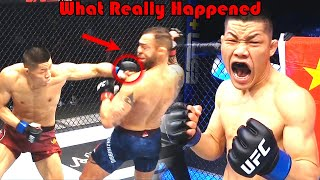 1ST RD KO!!! What Really Happened (Santiago Ponzinibbio vs Li Jingliang)