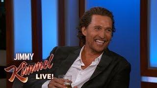 Matthew McConaughey Responds to Mike Myers Threesome Rumors