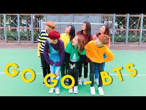 BTS (방탄소년단) - GO GO (고민보다GO) DANCE COVER   #GOGOCHALLENGE