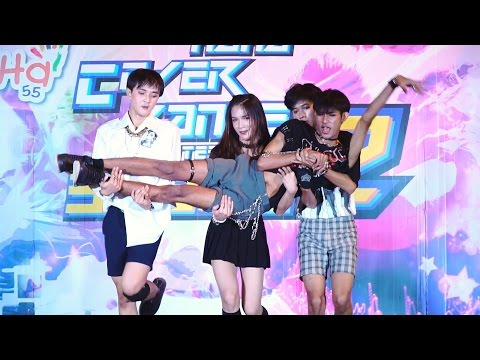 161009 Waller cover BLACKPINK - WHISTLE + BOOMBAYAH @ HaHa Cover Dance 2016 Stage 2 (Final)