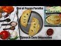 Kawan Frozen Flaky Paratha Baked Empanadas Video Recipe | Bhavnas Kitchen