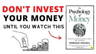Psychology of Money Book Summary In Hindi | Morgan Housel | Watch This Before Investing