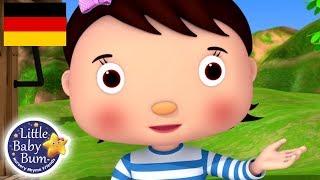 Ding Dong Glocke | Kinderlieder Zusammenstellung | Little Baby Bum Deutsch | Kinderreime Für Kinder