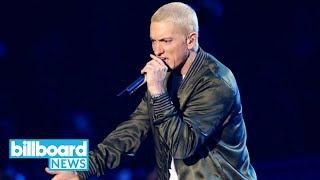 Eminem Finished With New Album, Producer Says | Billboard News