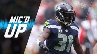 Kam Chancellor Mic'd Up with the Legion of Boom vs. 49ers | NFL Films | Sound FX