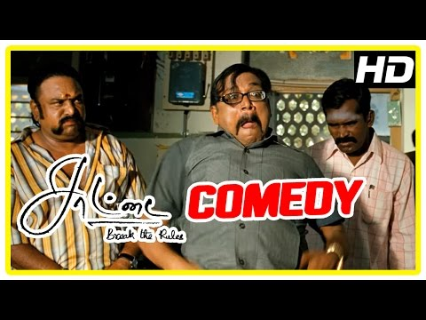 Settai tamil movie comedy scenes / Sharknado 2 movie full
