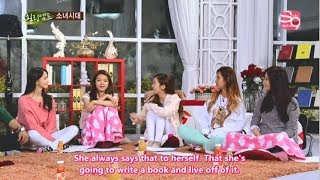 SNSD Hillarious PRANK and SCANDALOUS Behind Story - 10th anniversary