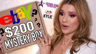 $200 EBAY MYSTERY MAKEUP BOX (RARE NEW PRODUCTS) OMG!
