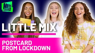 'We Became A 3...': Little Mix Reflect On Their Lockdown Year & Why They Have THE Best Fans