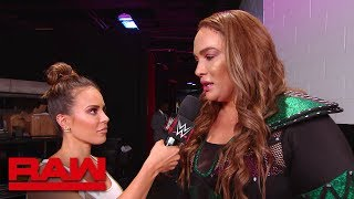 Nia Jax is repaying Alexa Bliss for months of torment at WWE Extreme Rules: Raw, July 9, 2018