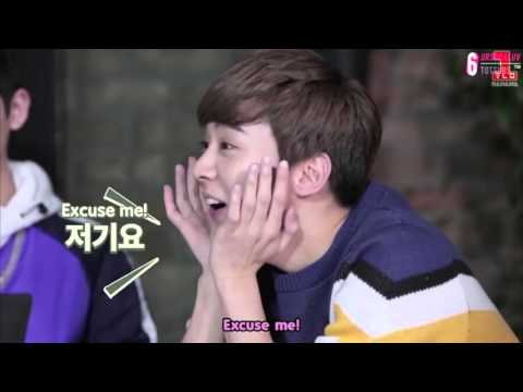 TEEN TOP (THE NEW BEGINNING) FUNNY MOMENTS [PART #1]