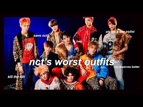 nct's stylist hates them