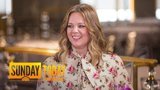 Melissa McCarthy Didn't Become The 'Life Of The Party' Overnight | Sunday TODAY