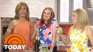 Mamrie Hart Shakes Up Specialty Cocktails For KLG And Hoda | TODAY