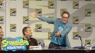 Full Panel - San Diego Comic Con 2015 | SpongeBob