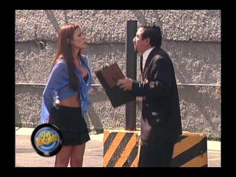 Que Locura - El Inspector Rodriguez Cae!!