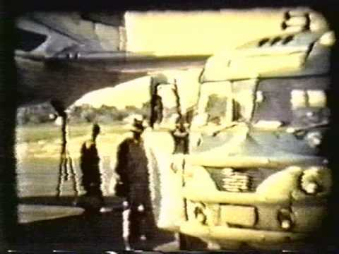 1957 Blackbushe Viking accident