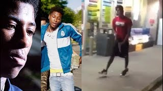 Nba Youngboy Gets Ran Up on & Almost Buss His G*n!