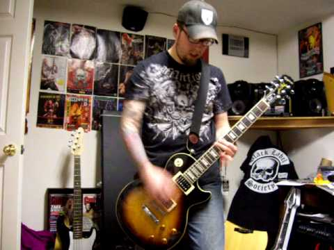 Godsmack - Stress cover