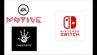 EA Motive's New Frostbite Game For Nintendo Switch