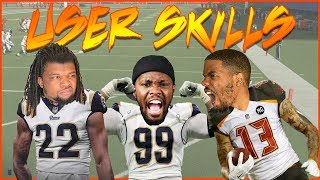 *BRAND NEW* Twist! 4-Player User Skills Challenge! Mike Evans vs Marcus Peters! Madden 20 User Skill