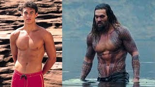 Jason Momoa Body Transformation from Baywatch to Aquaman