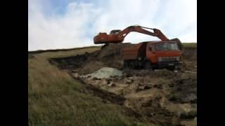 Carieră de nisip la Pepeni, Sîngerei
